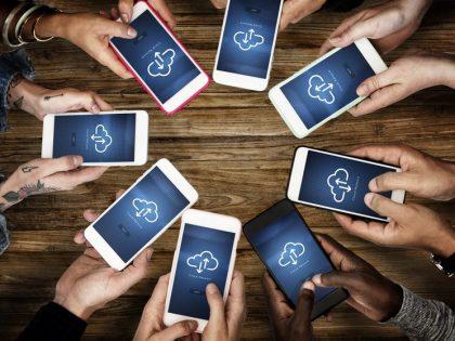 """Mobile-Markt: """"Es werden nur wenige Apps benutzt, diese aber oft sehr intensiv"""""""